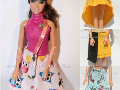 szoknyacsomag barbie 2