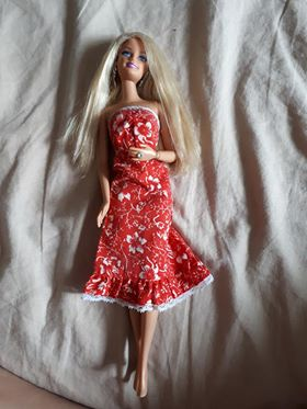 Barbie haj javítása 2