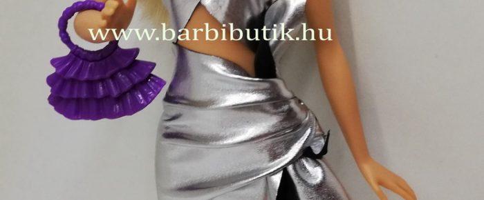 Barbie Partyruha varrással és varrás nélkül