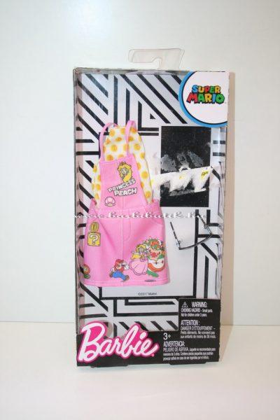szuper mario barbie ruha