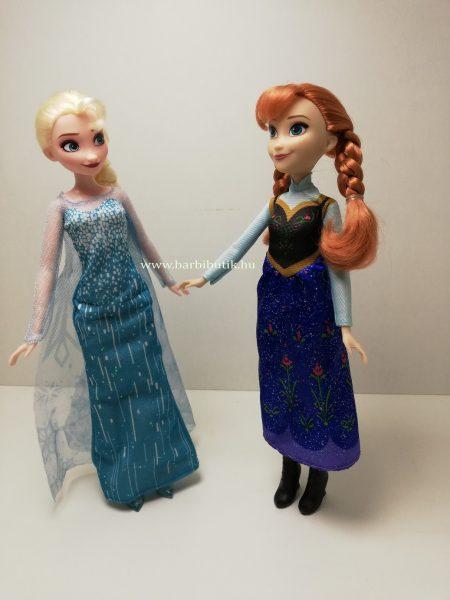 Anna és Elsa Barbiek