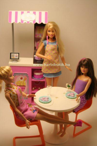 barbie cukrászda 3