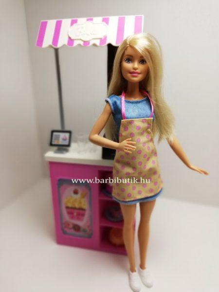 cukrász Barbie