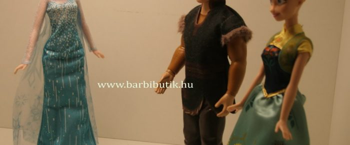 A Jégvarázsos Barbie csapatunk