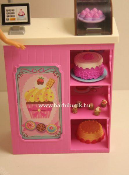 Barbie cukrászda 2