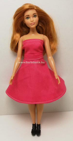curvy barbie harangszoknya és top