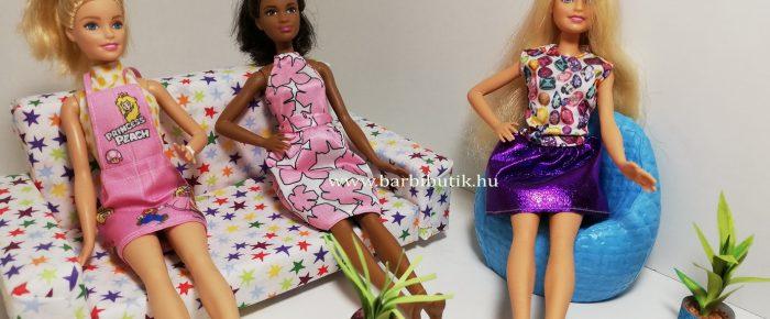 Növények Barbie nappalijában