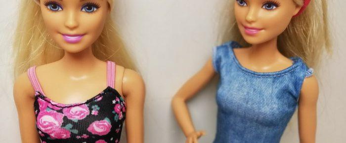 Barbie hajráfok és hajpántok 2.