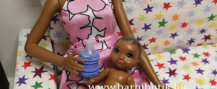 Cumisüveg készítése Barbie méretben
