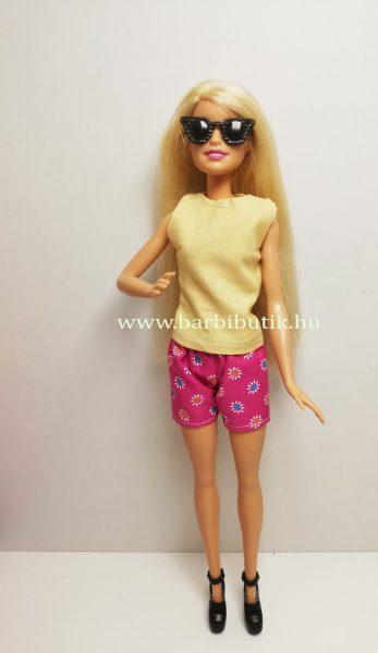 barbie rövidnadrág rózsaszín