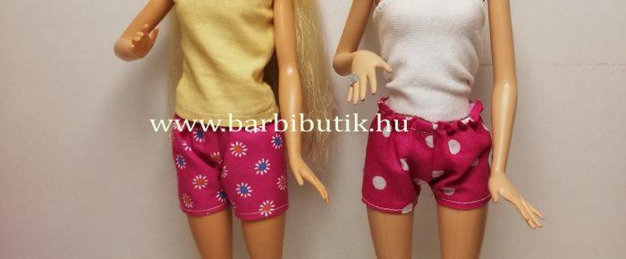 Barbie rövidnadrág
