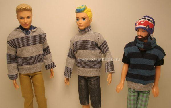 barbie ken pulcsi 2