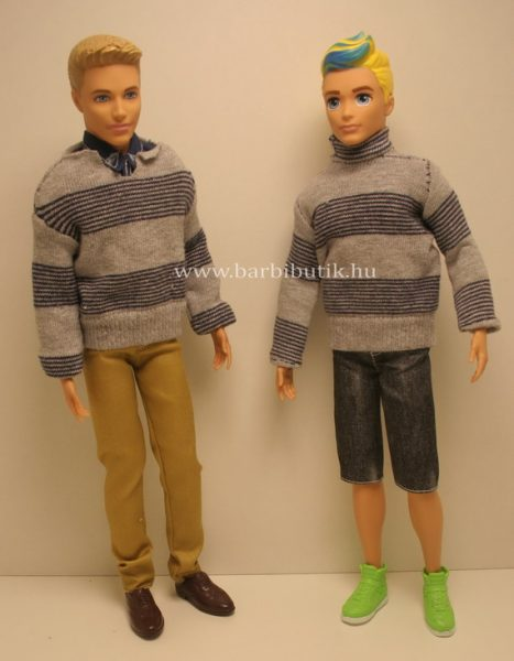 barbie ken pulcsi