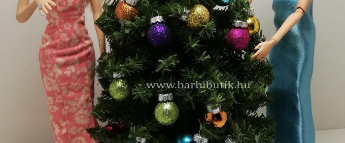 Barbie karácsony 2020