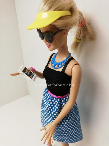barbie mobiltelefonnal