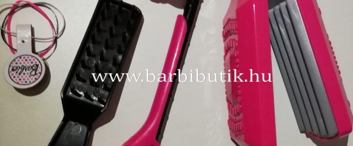 Barbie fodrászkészlet