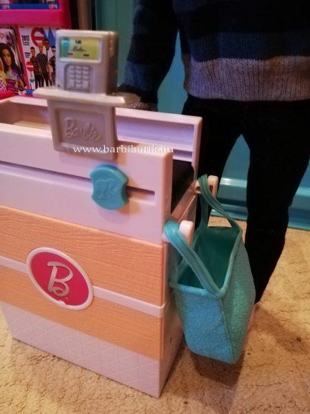 barbie bolt 5 kassza