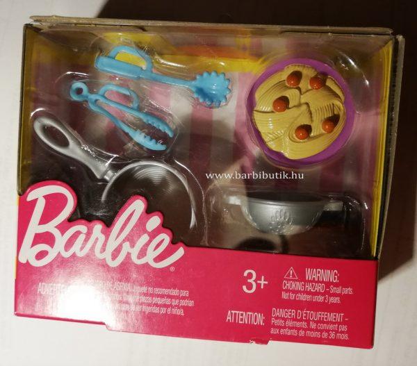 Barbie tészta