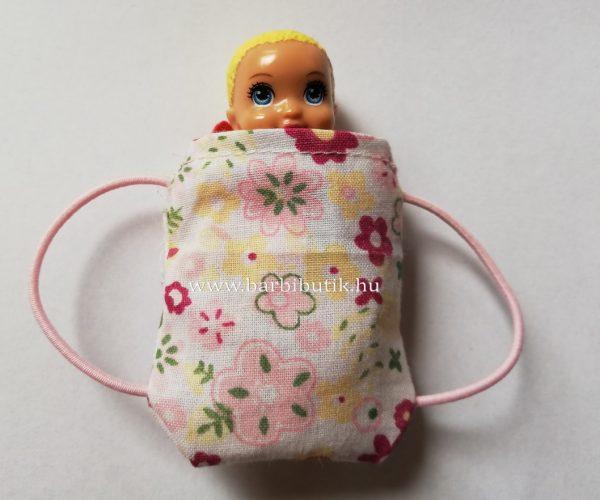 Barbie babahordozó 4