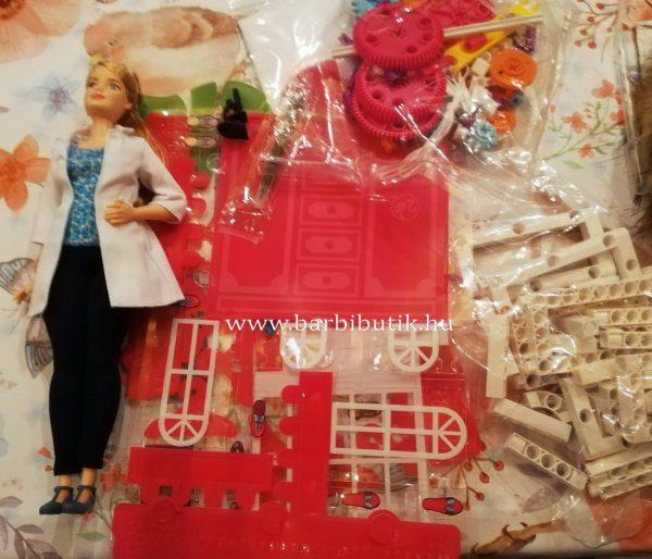 barbie kísérletező készlet 2