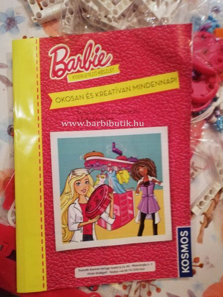 barbie kísérletező készlet 3