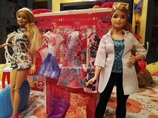 barbie kísérletező készlet 7