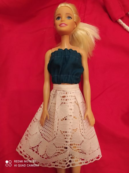 barbie gumis top